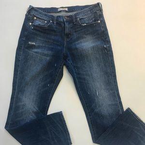 Madewell Slim Boyfriend Jeans- 30